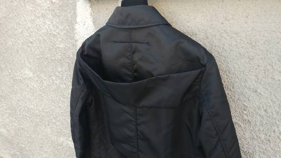 Givenchy $3200 Givenchy Long Padded Nylon Rottweiler Shark Overcoat Jacket size M (L) Size US M / EU 48-50 / 2 - 9