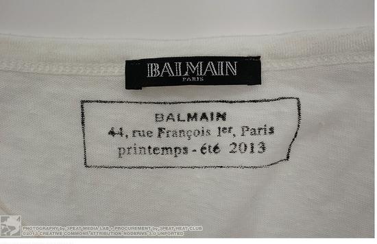 Balmain Linen Long Sleeve Henley Size US XXL / EU 58 / 5 - 2