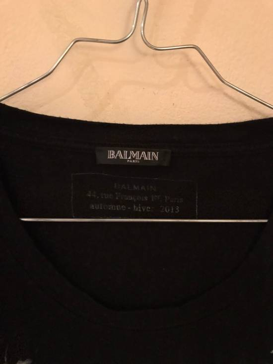 Balmain Black Dragon T-Shirt Size US S / EU 44-46 / 1 - 2
