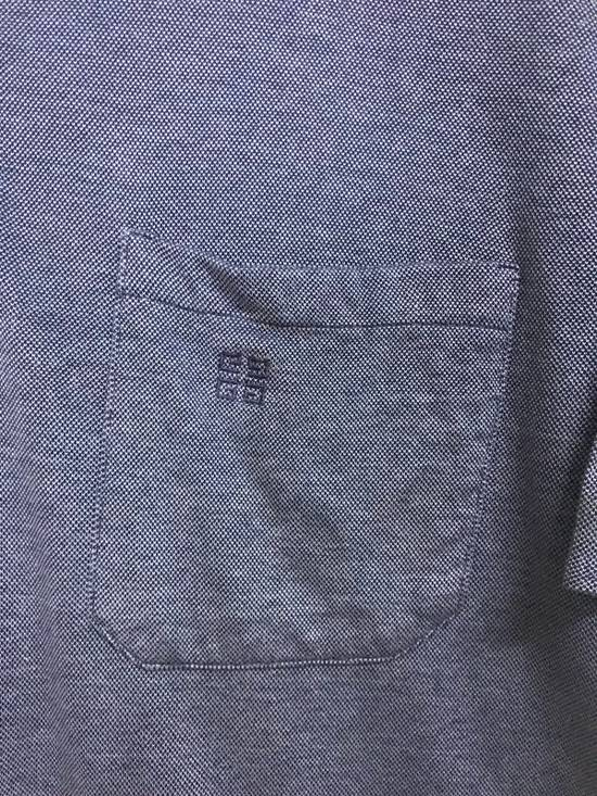 Givenchy GIVENCHY COLLAR POCKET SHIRT MADE IN ITALY Size US M / EU 48-50 / 2 - 3