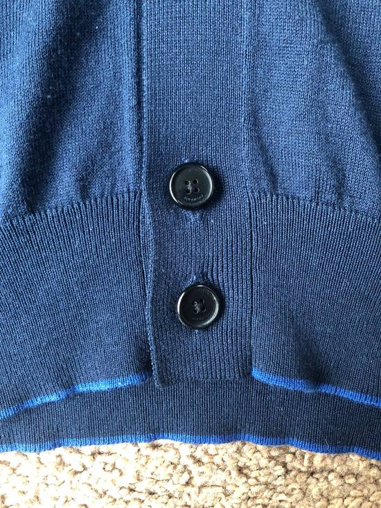 Givenchy Givenchy Navy and Blue Button Cardigan Size US M / EU 48-50 / 2 - 2