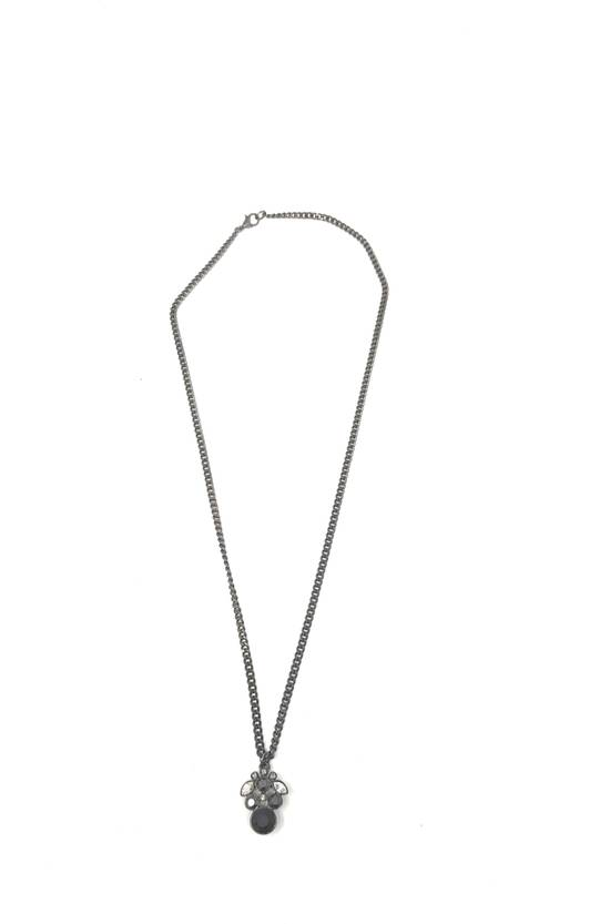 Givenchy Double sided gun metal necklace Size ONE SIZE - 2