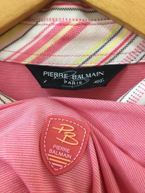 Balmain Pierre Balmain Paris Polo T Shirts Size US L / EU 52-54 / 3 - 3