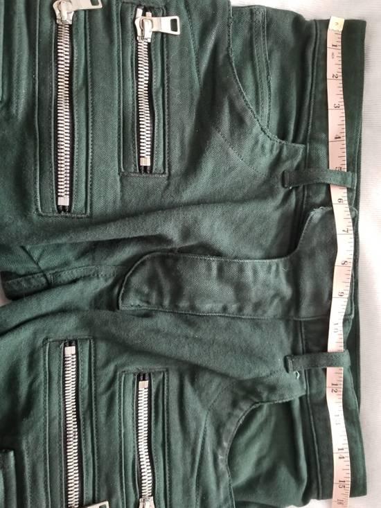 Balmain Balmain Cargo Moto Skinny Jeans Size US 28 / EU 44 - 11