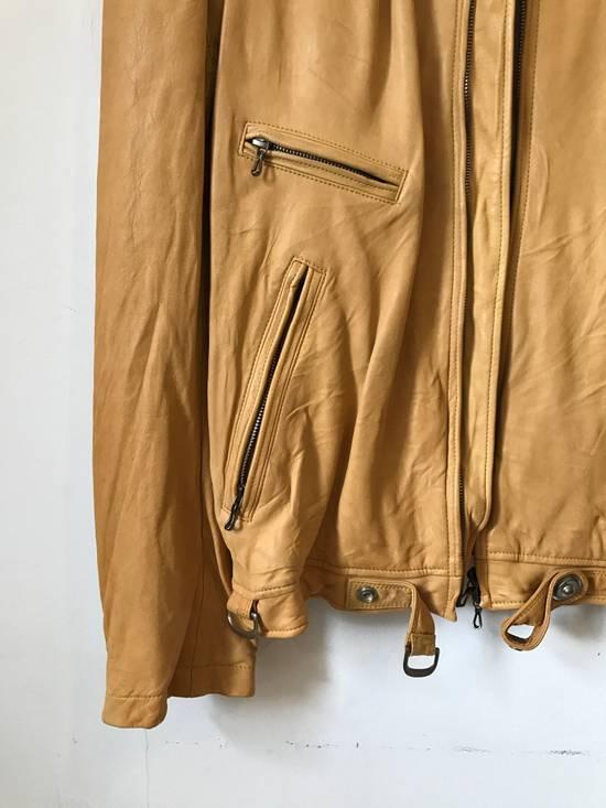 Julius lamb jacket + holster Size US L / EU 52-54 / 3 - 4