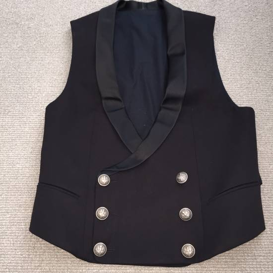 Balmain Balmain tuxedo vest Size US L / EU 52-54 / 3 - 3