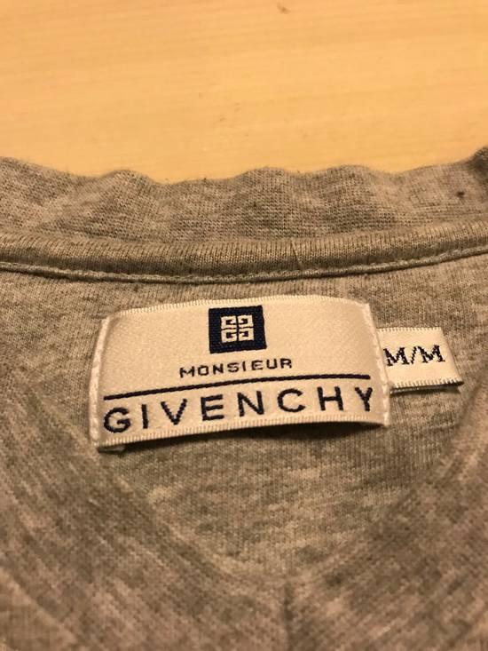 Givenchy Grey Long sleeve V Neck Size US M / EU 48-50 / 2 - 2