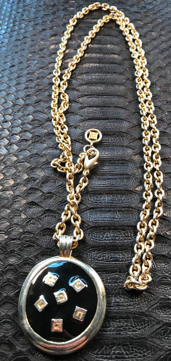 Givenchy Pizza Chain Necklace Size ONE SIZE - 2