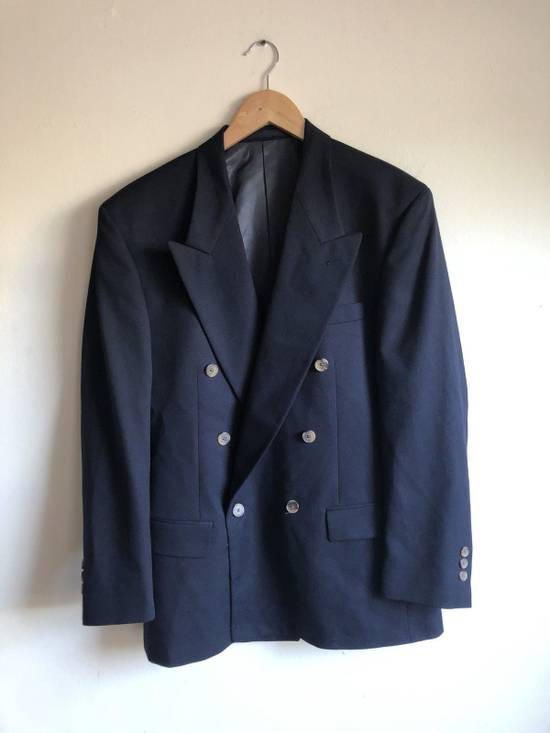 Givenchy Double Breasted Wool Blazer Size 40R