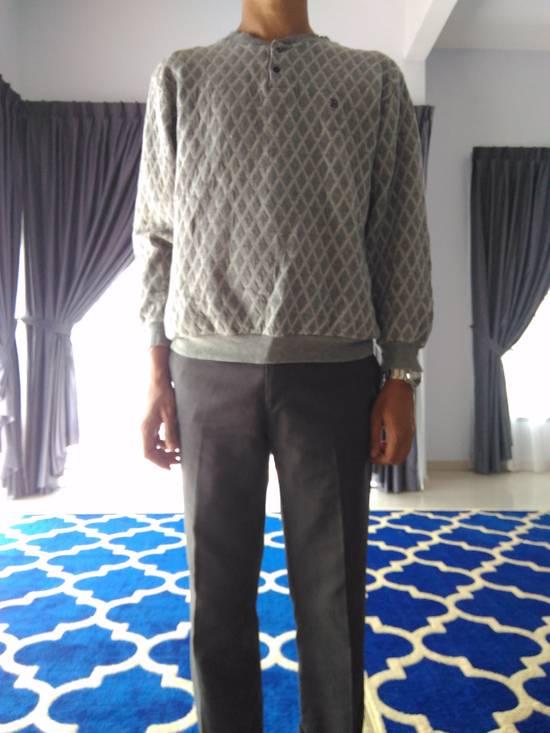 Balmain Balmain Paris Diamond Pattern Sweatshirt Tags: Gucci, Prada, Hermes, Balenciaga, Fendi, Supreme Size US S / EU 44-46 / 1 - 2