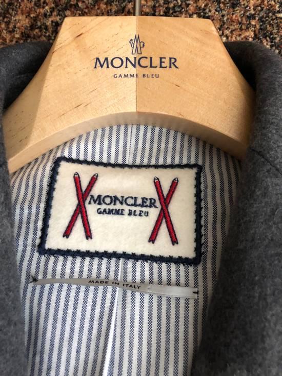 Thom Browne Moncler Gamme Bleu Camo Cashmere Blazer Size 38R - 8