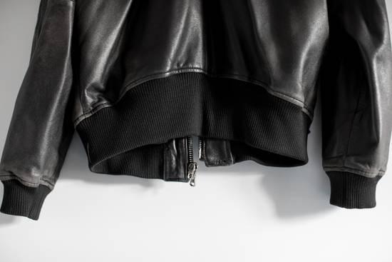 Givenchy Black leather jacket. Size US M / EU 48-50 / 2 - 3