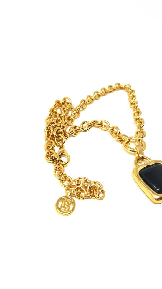 Givenchy Double sided gold plated necklace Size ONE SIZE - 10