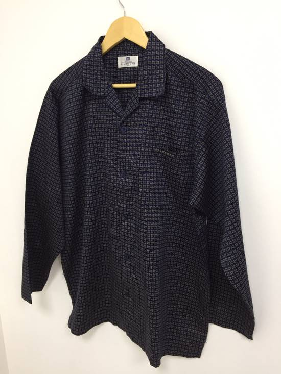 Givenchy Givenchy Shirt Full Print Small Logo Size US L / EU 52-54 / 3 - 4