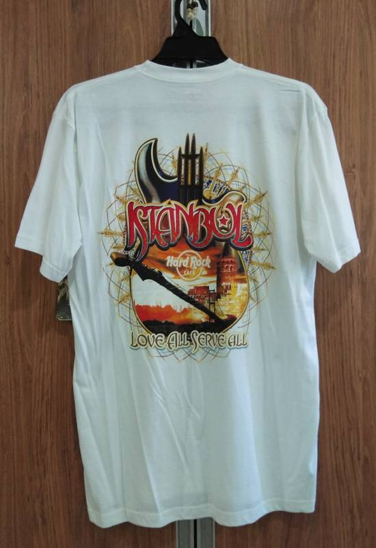Nwt Closed Hard Rock Cafe City Tee Istanbul Turkey