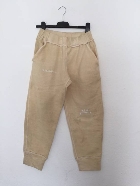 A COLD WALL Pants Inside Out Pocket Sweatpants