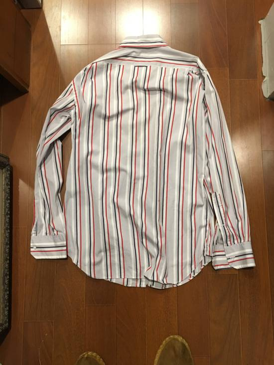 Thom Browne TB stripes, button-down striped oxford Size US L / EU 52-54 / 3 - 3
