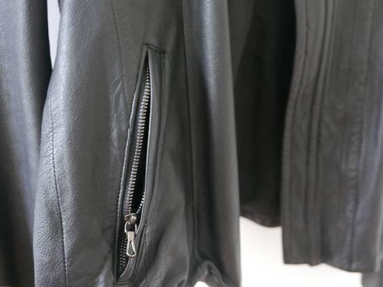 Julius Julius Kevlar Black Leather Jacket Size US S / EU 44-46 / 1 - 6
