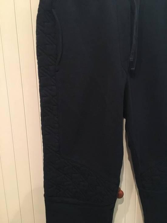 Balmain Houndstooth Embossed Jogging Sweatpants Size US 32 / EU 48 - 1