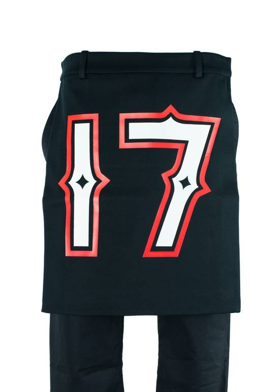 Givenchy Givenchy Men's Black Cotton 17 Introductory Skirt Size US 32 / EU 48
