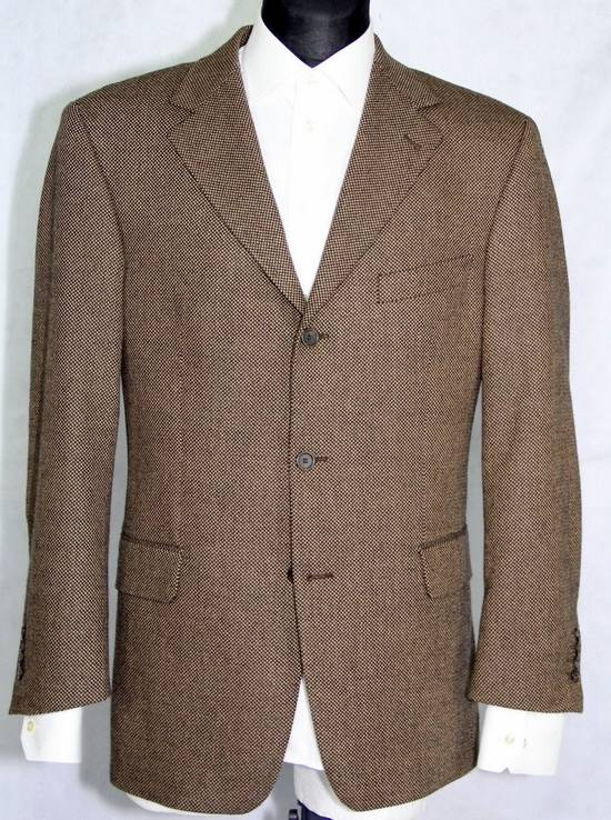 Balmain TWEED WOOL BLAZER JACKET Size 42R - 1