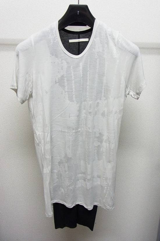 Julius SS12 Painted Abstract Design Tee Size US S / EU 44-46 / 1 - 9