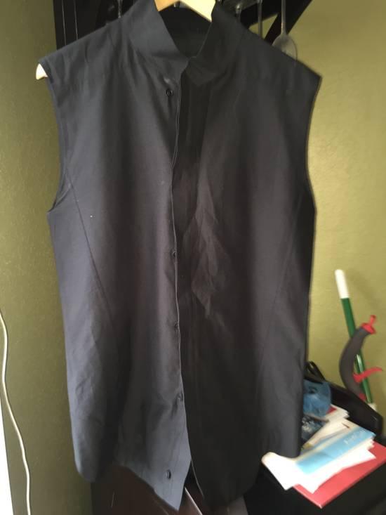 Julius Sleeveless Men Shirt Size US L / EU 52-54 / 3 - 1