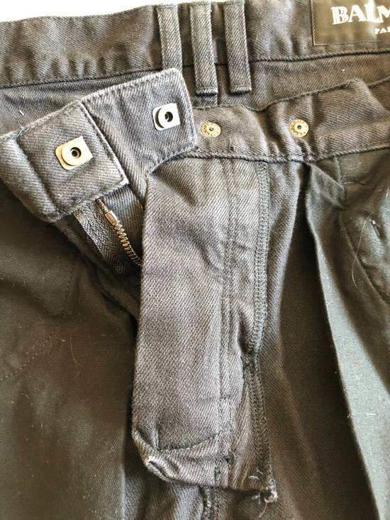 Balmain Balmain Black Jeans Size US 36 / EU 52 - 8