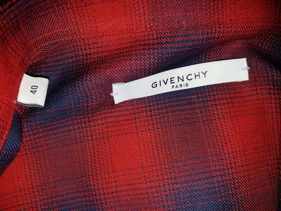 Givenchy Givenchy checked pocket shirt sz M Size US M / EU 48-50 / 2 - 4