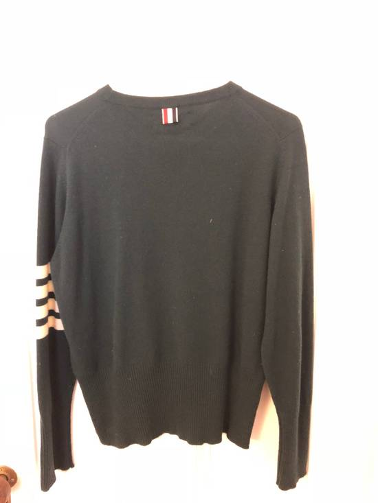Thom Browne Thom Browne Green Cashmere Pullover Size 2 Size US S / EU 44-46 / 1 - 1