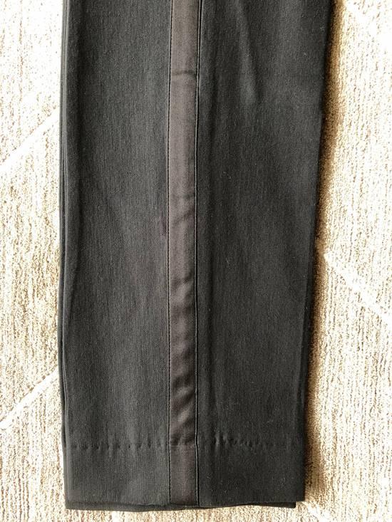 Balmain Tuxedo Striped Pants Size US 32 / EU 48 - 2