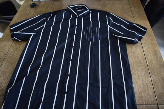 Givenchy Givenchy $780 Button Down Collar Striped Shirt Columbian Fit Size 38 Brand New Size US M / EU 48-50 / 2