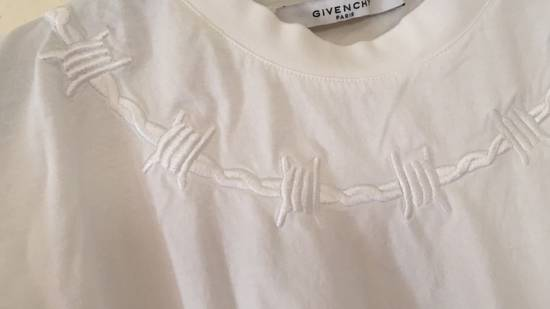 Givenchy Givenchy Embroidered Barbed Wire T-Shirt Size US M / EU 48-50 / 2 - 1