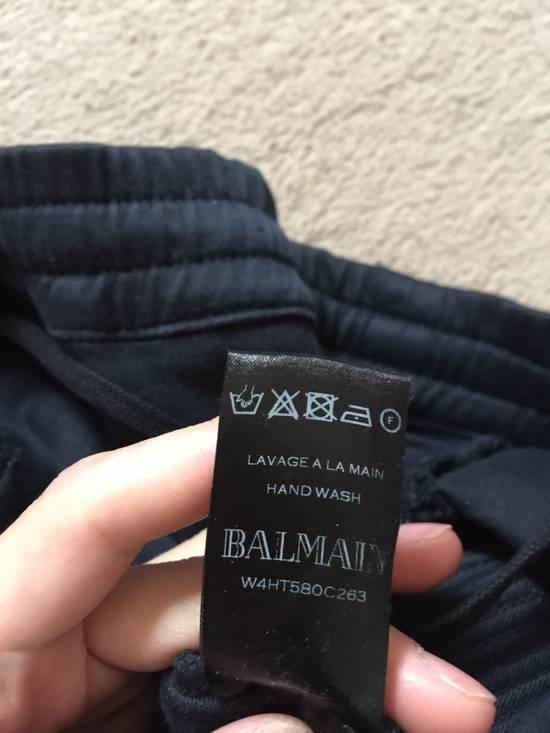 Balmain Balmain Dark Blue Pants Size S Size US 30 / EU 46 - 4