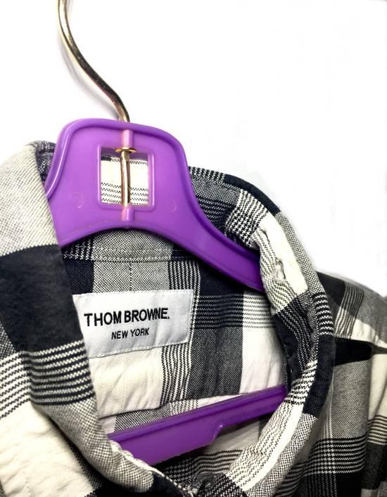 Thom Browne THOM BROWNE STRIPE BUTTON UPS Size US M / EU 48-50 / 2 - 3