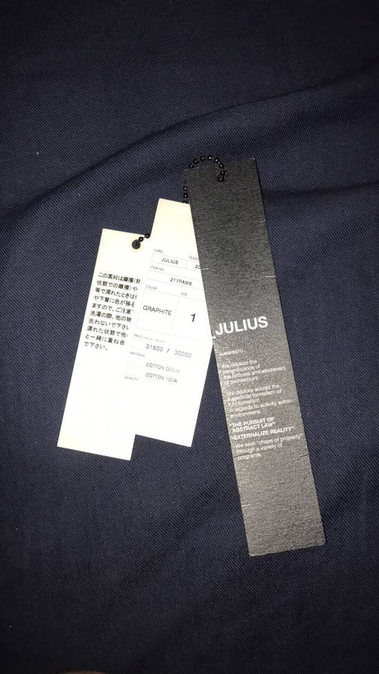 Julius Julius 7 2008 Denim Size US 31 - 5