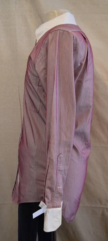 Thom Browne Dress Shirt Size US M / EU 48-50 / 2 - 4