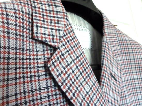 Thom Browne Black Fleece Plaid Blazer, NWT Size 42R - 2