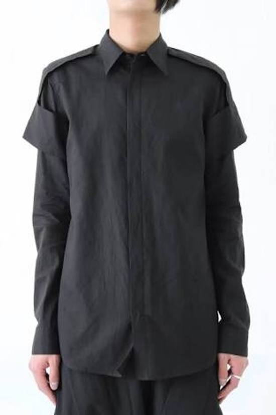 Julius Julius 7 layered band shirt from SPRING/SUMMER 2017 COLLECTION [ Knives; ] Size US S / EU 44-46 / 1 - 12
