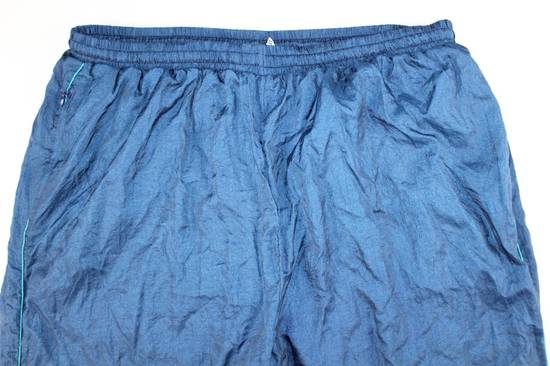 Givenchy Vintage 90s GIVENCHY Mens 3XL Casual Lined Nylon Joggers Jogger Pants Blue Size US 36 / EU 52 - 1