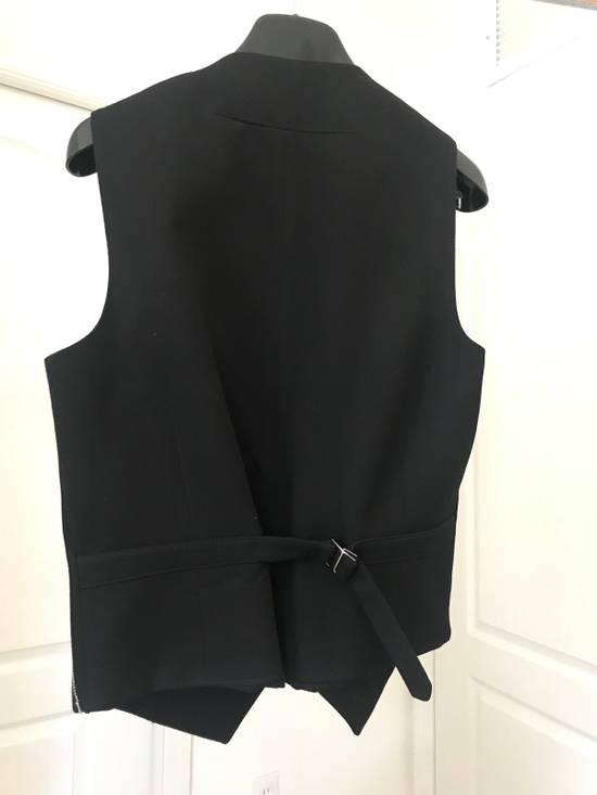 Givenchy FW 13 runway zipper Vest Size 38R - 3