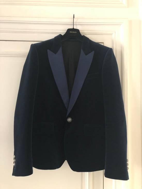 Balmain Balmain Velvet Blazer Size 52S