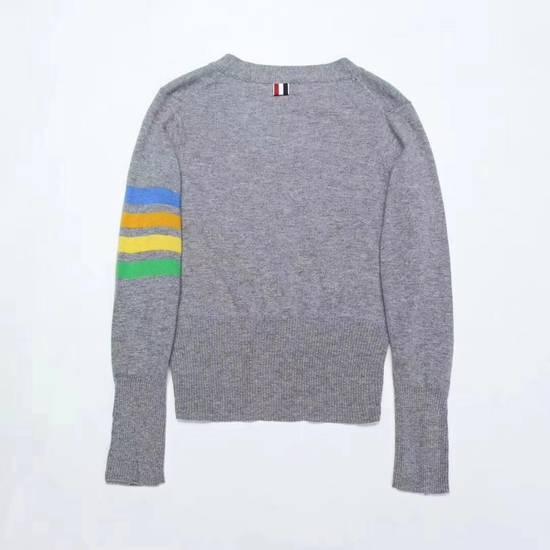 Thom Browne Rainbow knit wear Size US L / EU 52-54 / 3 - 1