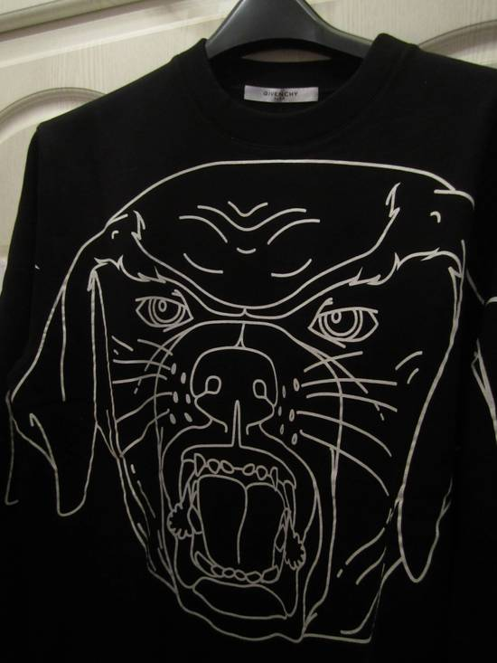 Givenchy Givenchy Rottweiler Outline Sweater Large New Size US L / EU 52-54 / 3 - 1