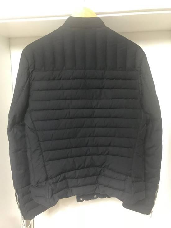 Balmain classic down biker jacket Size US XL / EU 56 / 4 - 3