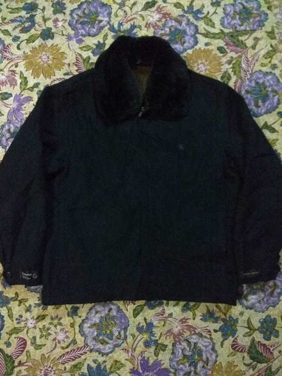 Balmain Vintage Jacket Wool With Fur BALMAIN Rare Size US L / EU 52-54 / 3