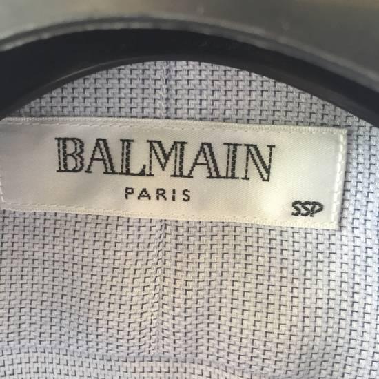Balmain Balmain Paris Shirt Button Ups LongSleeve Size US L / EU 52-54 / 3 - 1