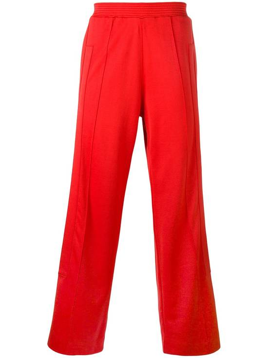 Givenchy Bnwt 1.0k Red Givenchy Jogging Trousers Size US 30 / EU 46 - 4