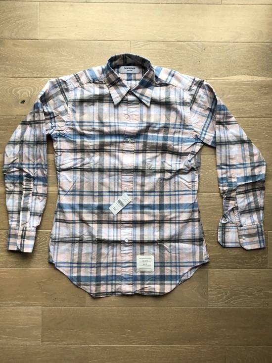 Thom Browne NEW Thom Browne OCBD Shirt - Size 2 Size US M / EU 48-50 / 2