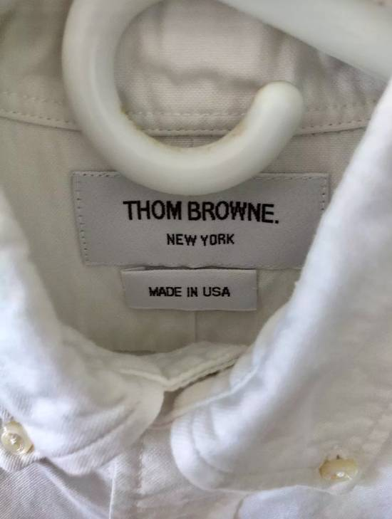 Thom Browne Turtles 🐢 , Snow Flakes ❄️ and Whales 🐳 Oxford Size US S / EU 44-46 / 1 - 1